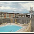 1980s MOAB, UTAH - TraveLodge - Unused Postcard