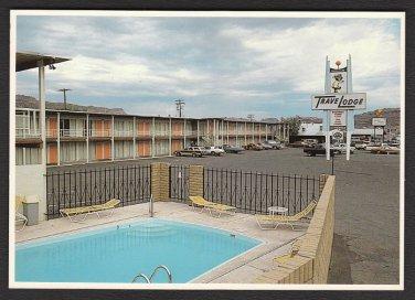 1980s MOAB, UTAH - TraveLodge - Unused Postcard