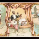 1893 Victorian Trade Card - Arbuckle Brothers Coffee Company - AUSTRIA (#21)