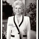 "DEBBIE REYNOLDS Signed 8"" x 10"" Glossy Photo (1987)"