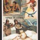 TAPIOCA DE L'ETOILE Victorian Trade Card - Greenland / Groenland - Sports & Pastimes