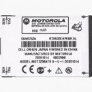 Genuine Motorola OEM SNN5762 SNN5762A Battery