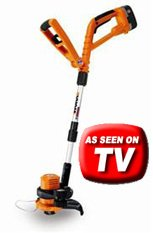 WORX GT CORDLESS TRIMMER EDGER LIGHTLY TESTED 1 Battery