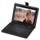 "NEW! 9"" 16GB Google Android 4.2 Dual-Core/Camera HDMI Tablet PC W/Keyboard"