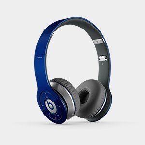 New Open Box! Beats Wireless On-Ear Headphone (Blue)