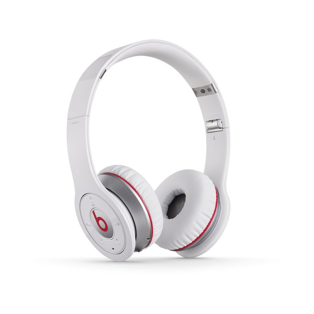 New Open Box! Beats Wireless On-Ear Headphone (White)