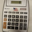 "NEW, no Box! Calculator Big Display 8 Digits Electronic Calculator 8"" x 6"" Large"