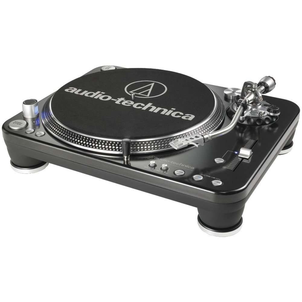 NEW! Audio Technica AT-LP1240-USB Direct Drive DJ Turntable!
