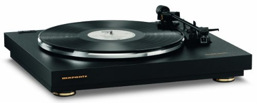 NEW! Marantz TT42P Fully Automatic Belt Drive Turntable with On-Board Phono EQ!