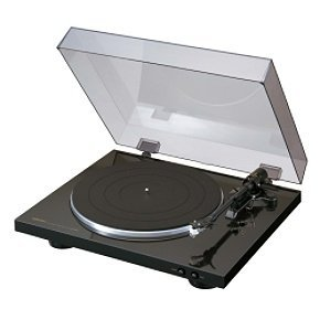 USED-RE-PACKED! Denon DP-300F VG Cond.Fully Automatic Analog Turntable!