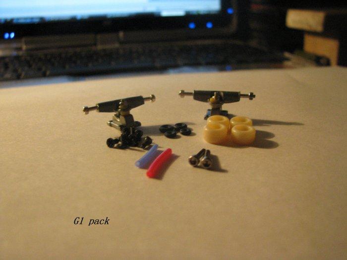 Sashimi tuning pack *G1*