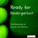 Ready for Kindergarten? by Juanita Blanton