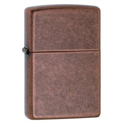 ZIPPO 301FB ANTIQUE COPPER CIGAR LIGHTER