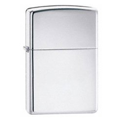 ZIPPO 250G HIGH POLISH GOLD WINDPROOF LIGHTER