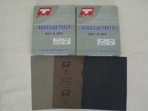 MT anticurl waterproof abrasive paper