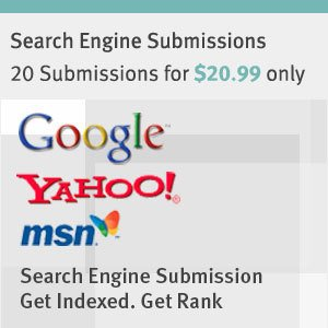 Search Engine Submissions Services - 20+ Quality Link