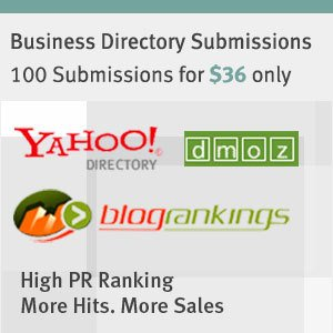 100 x Link from Relevant High PR Directory @$32.4-10% OFF