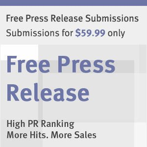 Free Press Release Submissions Service - Free PR Sites@53.99-10% OFF