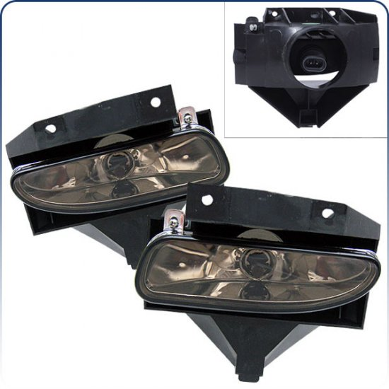 99-04 Ford Mustang GT, Fog Lights (Smoked)