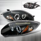 Spec-D: 06-08 Mitsubishi Eclipse; Projector Headlights (Black)