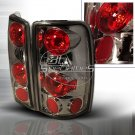 Spec-D: 00-06 GMC Yukon / Yukon Denali, Euro / Altezza Tail Lights, Smoked