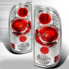 Spec-D: 97-03 Ford F150, Euro / Altezza Tail Lights, Chrome