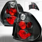 Spec-D: 04-06 Chevrolet Malibu, Altezza Tail Lights, Black
