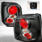 Spec-D: 97-00 VW Passat 5Dr, Altezza Tail Lights, Black