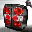 Spec-D: 97-04 Infiniti QX4, Altezza Tail Lights, Black