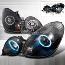 Spec-D: 98-05 Lexus GS300 / GS400; Projector Headlights CCFL, Black