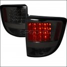 Spec-D: 00-05 Toyota Celica, LED Tail Lights, Smoked