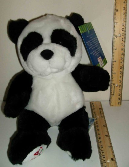 Team USA Embassy Suites Exclusive Build A Bear Workshop Panda