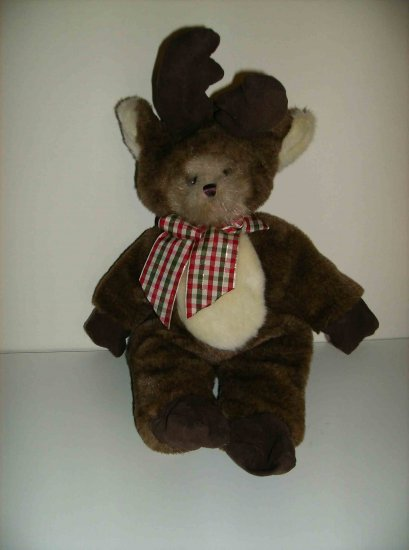 Barrington Collections Reindeer Bear