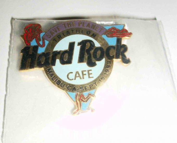 Hard Rock Café Triathlon - Malibu Ca. Sept. 19, 1993