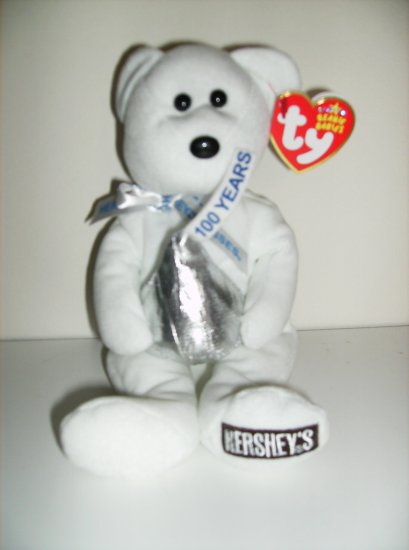 Ty Hershey Beanie Baby Bear - Hugsy Bear - Walgreen�s Exclusive
