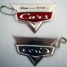 Disney Pixar Cars Movie Logo Metal Key Chain from Hallmark