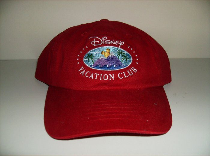 Disney Vacation Club Member Hat � Red