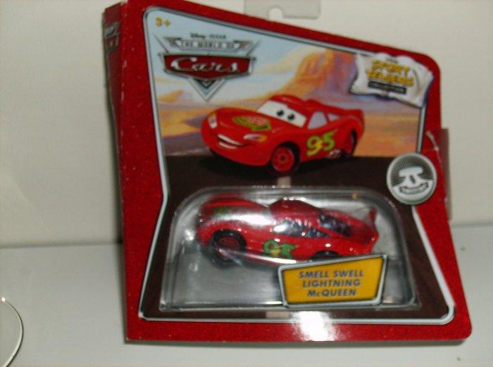 Disney Pixar Cars Movie Swell Smell  McQueen - story teller