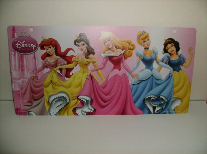 Disney Princess Display sign Very Limited