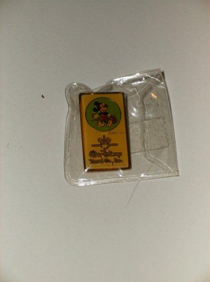Disney Travel Company pin