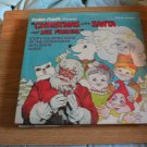 Christmas with Santa & his friends LP by Radio Shack