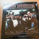 John Anderson All the people are talkin' LP