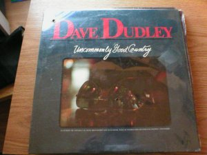 Dave Dudley Uncommonly Good Country LP*
