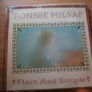 Ronnie Milsap Plain and Simple LP