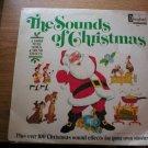 Walt Disney The Sounds of Christmas LP