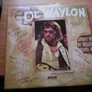 Waylon Jennings  Ol' Waylon LP