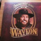 Waylon Jennings Greatest Hits LP