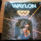 Waylon Jennings What Comes Around Goes Around LP