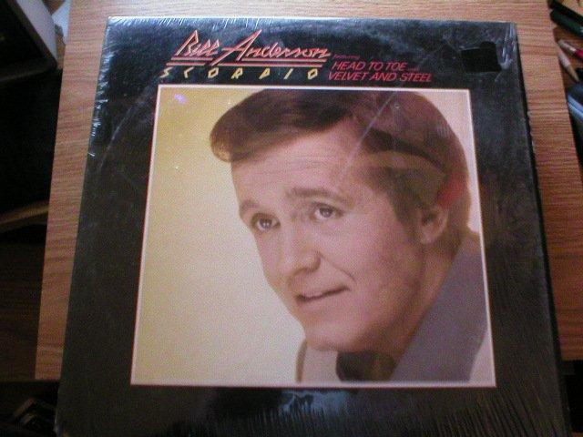 Bill Anderson Scorpio  LP