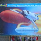 Revell Discovery Space Shuttle with Boosters 1/144 scale